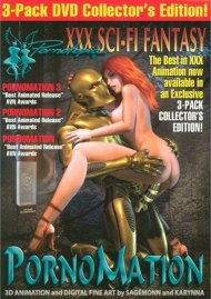 Pornomation 3 Pack Movie