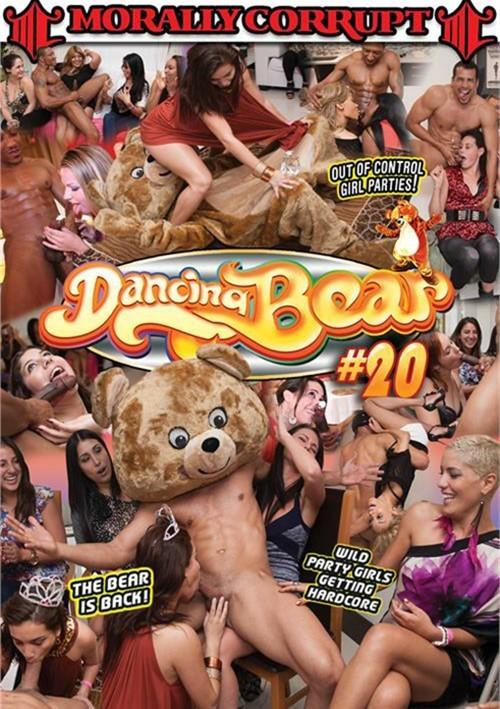 Dancing bear xx-1043