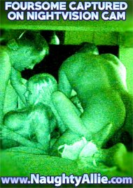 Foursome Captured On Nightvision Cam Porn Video