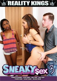 Sneaky Sex 3 HD DVD porn movie from Reality Kings.