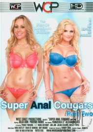 Super Anal Cougars Part Two Movie