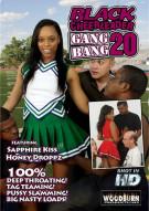 Black Cheerleader Gang Bang 20 Porn Movie