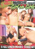 Girl On Girls (5 Disc Set) Porn Movie