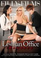 Lesbian Office Romance Porn Movie