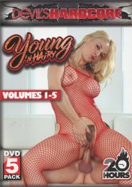 Young N Hairy Vol. 1-5 Porn Movie