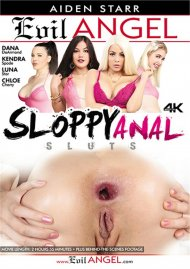 Sloppy Anal Sluts DVD porn movie from Evil Angel.