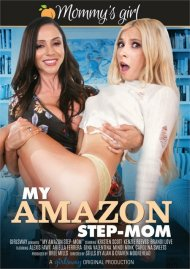 My Amazon Step-Mom DVD porn movie from Girlsway.
