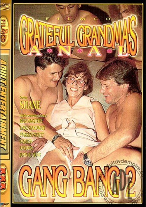 Grateful grandmas gangbang