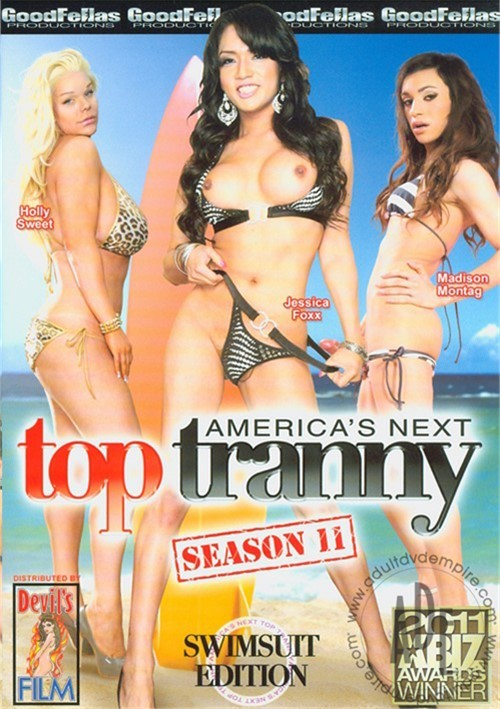 Americas Next Top Tranny: Season 11
