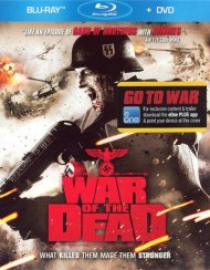 War Of The Dead (Blu-ray + DVD Combo) Blu-ray Movie
