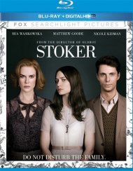 Stoker (Blu-ray + UltraViolet) Blu-ray Movie
