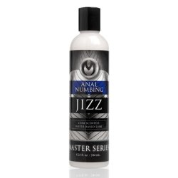 Master Series: Jizz Numbing Lube - Cum Scented - 8.5 oz. Sex Toy