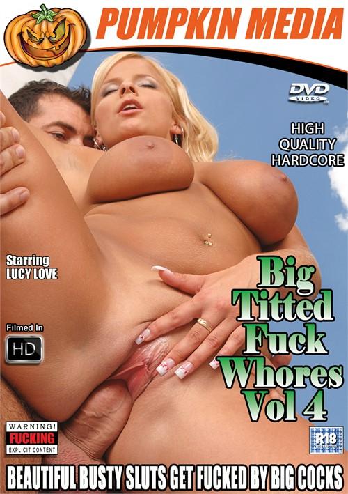 Big Titted Fuck Whores Vol  4