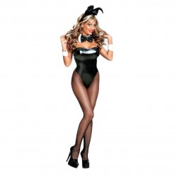 Cheap Thrills: Club Bunny Costume - Medium Sex Toy