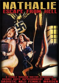 Nathalie: Escape from Hell porn DVD from Cheezy Flicks.