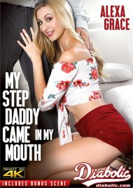 My Step Daddy Came In My Mouth porn movie from Diabolic Video.