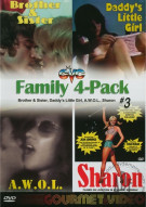 Family #3 (4 Pack) Porn Movie
