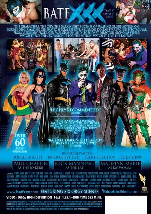 BatFxxx - Dark Night Parody