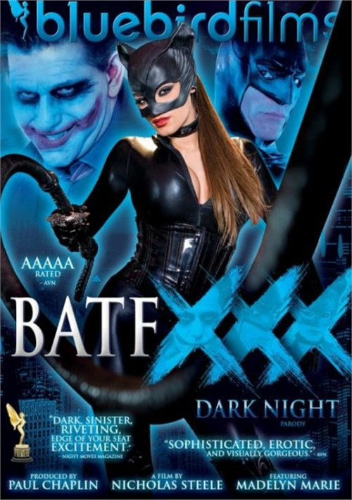 BatFXXX - Dark Night Parody XXX Movie