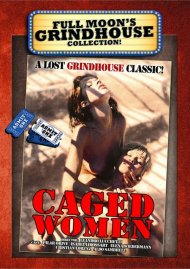 Caged Women porn DVD from Full Moon.