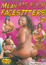 Mean Big Black Facesitters #2 Porn Video