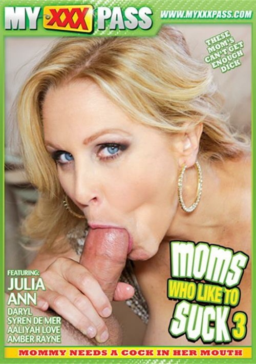 Moms Who Like to Suck 3