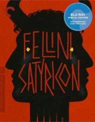 Fellini Satyricon: The Criterion Collection Blu-ray Movie