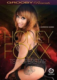 Honey Foxx TS Superstar Porn Video