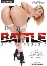 Battle Of The Asses 7 HD porn video from Elegant Angel.