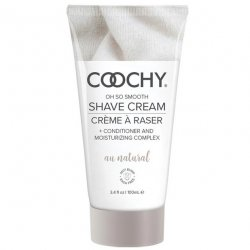 Coochy Rash Free Shave Cream - Au Natural - 3.4oz Sex Toy