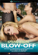 Spring Break Blow-Off Porn Video