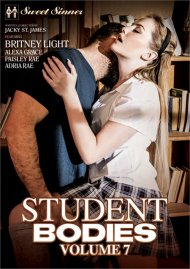 Student Bodies 7 DVD porn movie from Sweet Sinner.