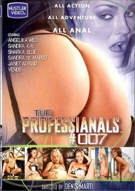 ProfessiAnals 007, The Porn Movie