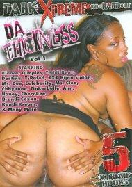 Da Thickness Vol. 1 Porn Movie