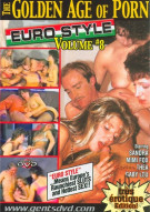 Golden Age Of Porn, The: Euro Style Vol. 8 Porn Video