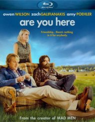 Are You Here Blu-ray Movie