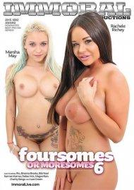 Foursomes Or Moresomes Vol. 6 Porn Movie
