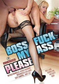 Boss Fuck My Ass Please Porn Movie