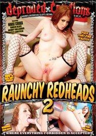 Raunchy Redheads 2 Porn Movie