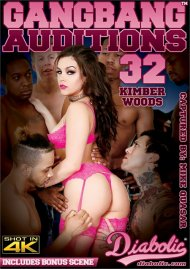 Gangbang Auditions #32 DVD porn movie from Diabolic Video.