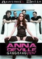 Anna De Ville: Gangbang POV Porn Movie