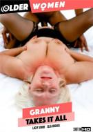 Granny Takes It All Porn Video