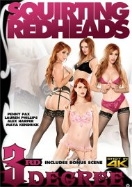 Squirting Redheads Movie