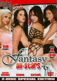 Fantasy All-Stars #6 Porn Movie
