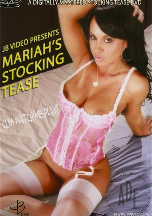 Mariahs Stocking Tease (2007)