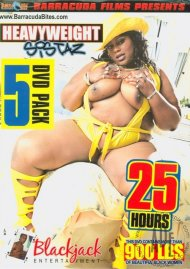 Heavyweight Sistaz 5 Pack Porn Movie