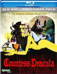 Countess Dracula (Blu-ray + DVD Combo) Blu-ray Movie
