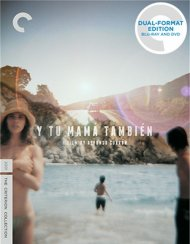 Y Tu Mama Tambien: The Criterion Collection (Blu-ray + DVD Combo) Blu-ray Movie