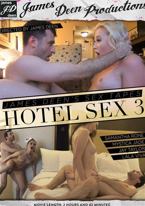 James Deens Sex Tapes: Hotel Sex 3
