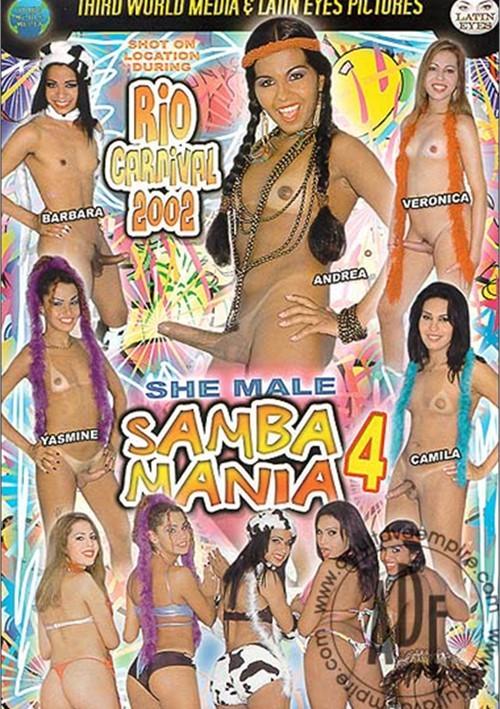 shemale samba mania 15 dvd torrent